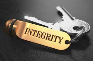Intégrité - Franchise