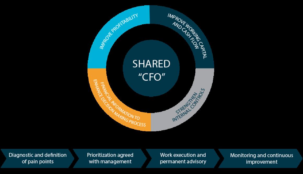 Shared CFO